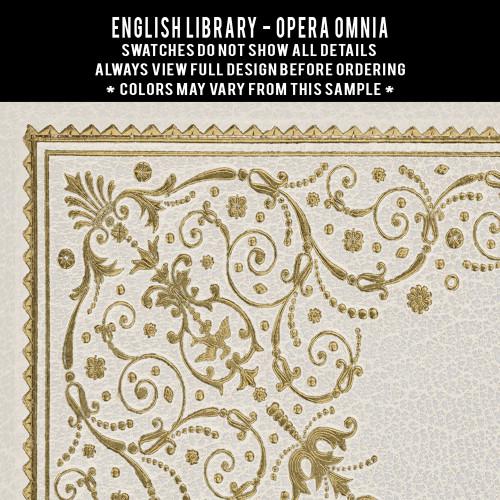 English Library: Opera Omnia customized (set of 2)