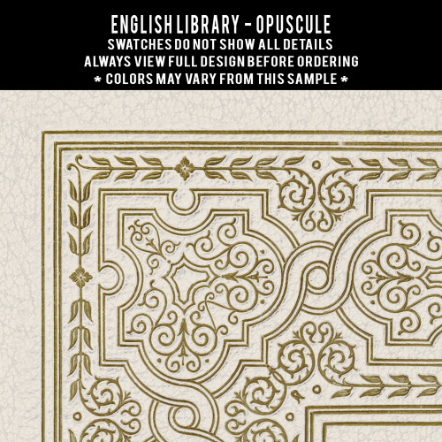 English Library: Opuscule customized (set of 2)