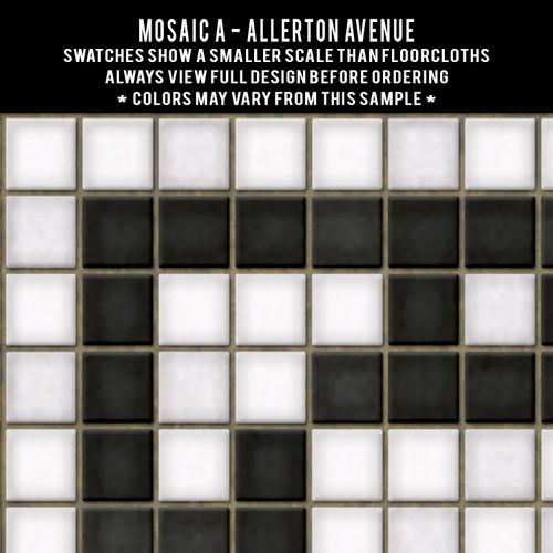 Mosaic A Allerton Ave