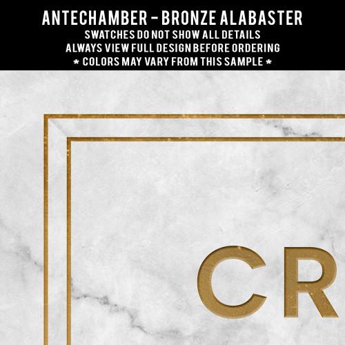 Antechamber: Bronze Alabaster