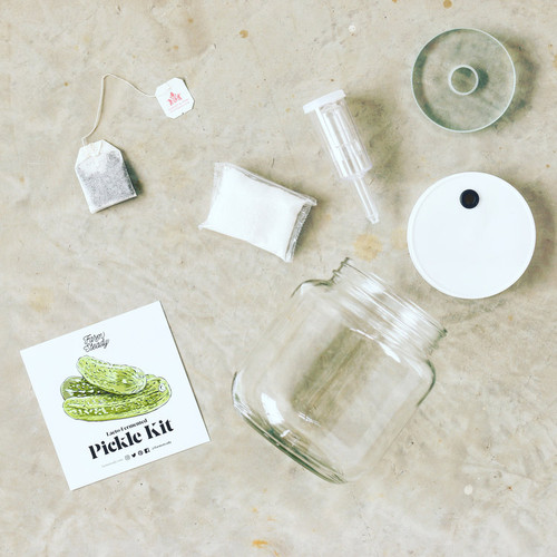 Pickle Making  Kit
