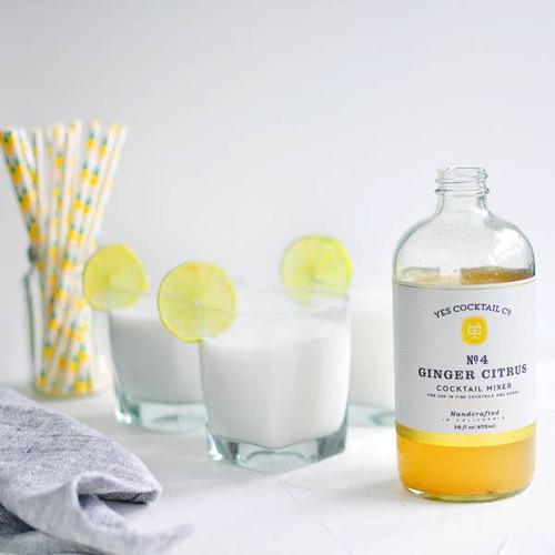 Ginger Citrus cocktail mix