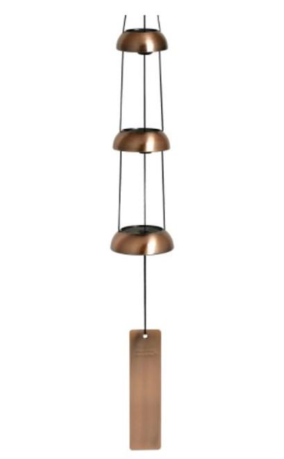 Temple Bells - copper