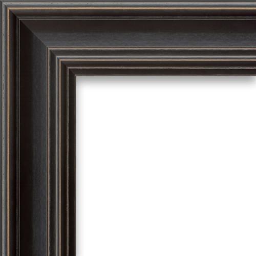 closeup of frame