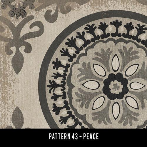 Pattern 43 Peace  custom size 20x96