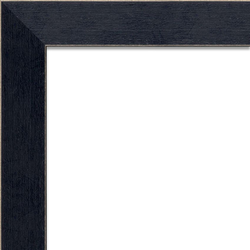 corner of frame detail