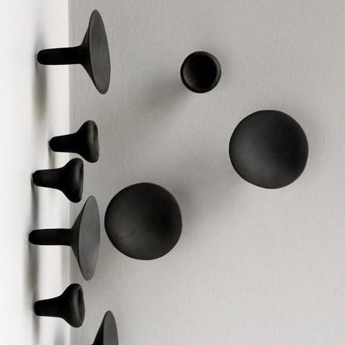 Wall Play Parasol black set of 10