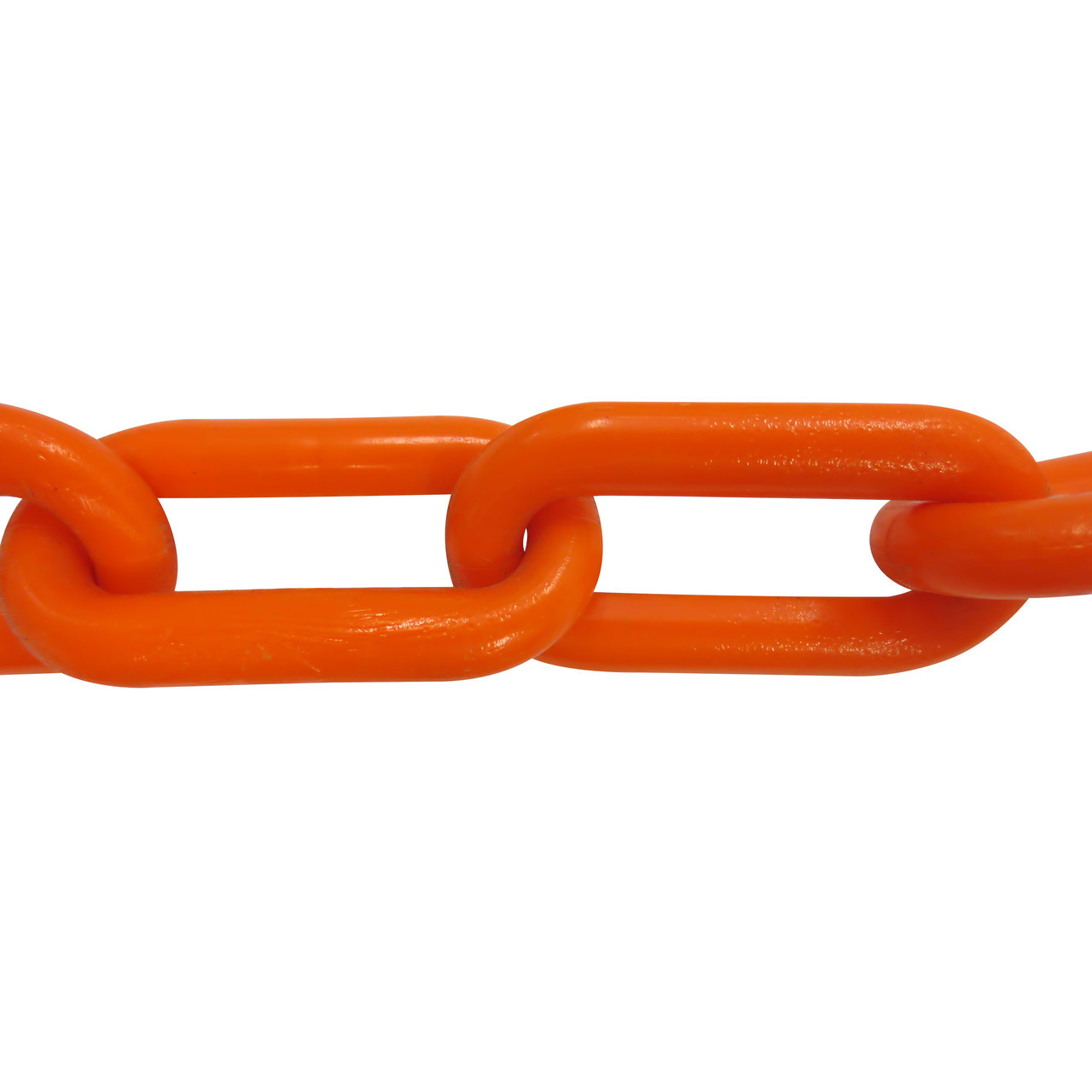 Plastic Chain 8mm Orange