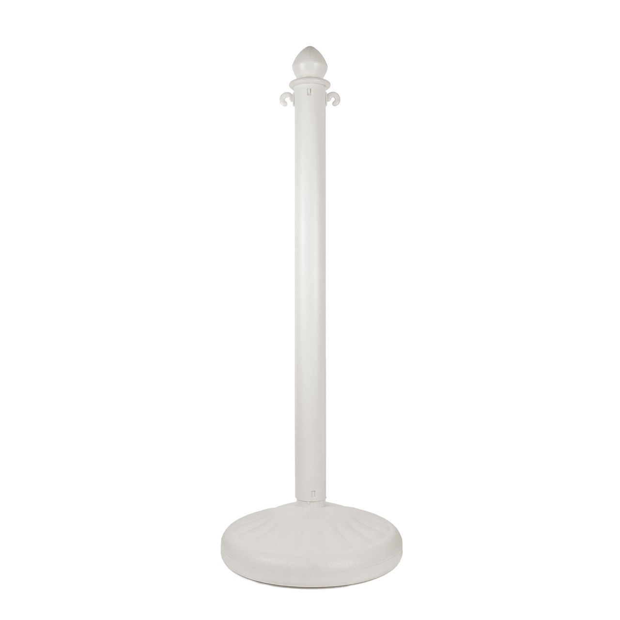 Plastic Guideline Posts - White