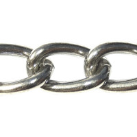 Curb Chain - 2.0mm - Stainless Steel