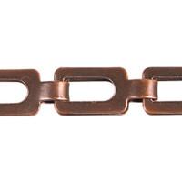 Mirror Chain - 1.8mm - Florentine Bronze