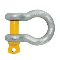 Yellow Pin Bow Shackles - 6.0mm