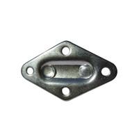 Pad Eye - 8mm - Stainless Steel