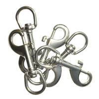 Swivel Hook - 16mm - Stainless Steel