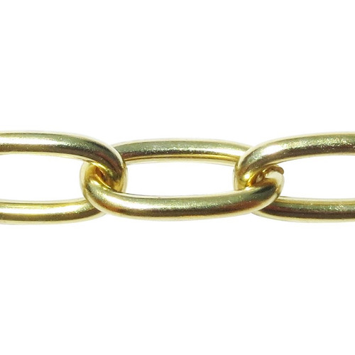 Watch Chain - 1.4mm - Gold Brass