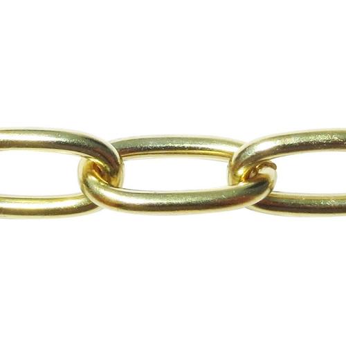 Watch Chain - 1.4mm - Gold Brass