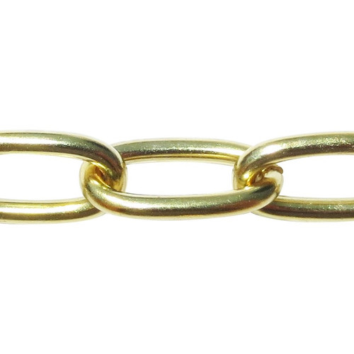 Watch Chain - 2.0mm - Gold Brass