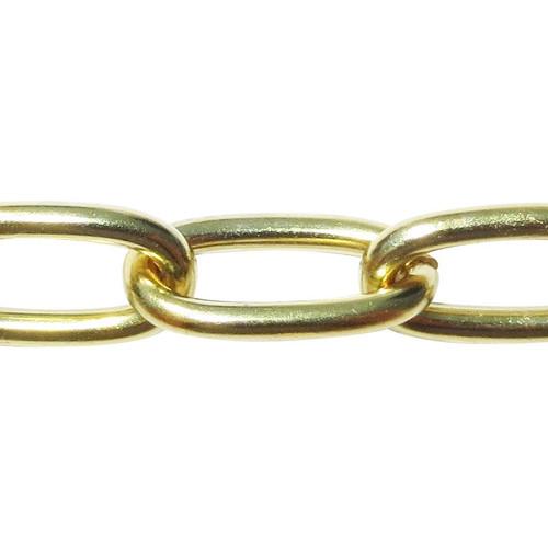 Watch Chain - 2.0mm - Gold Brass