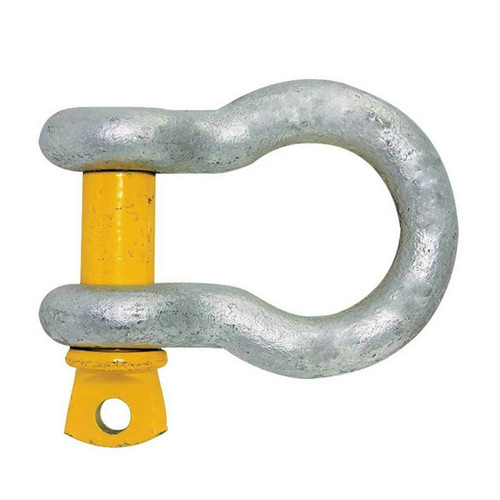 Yellow Pin Bow Shackles - 16.0mm