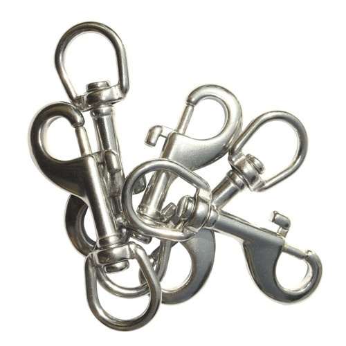 Swivel Hook - 10mm - Stainless Steel