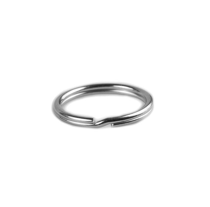 Key Rings - 12mm - Stainless Steel