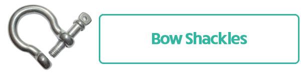 Bow Shackles