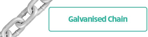 Galvanised Chain