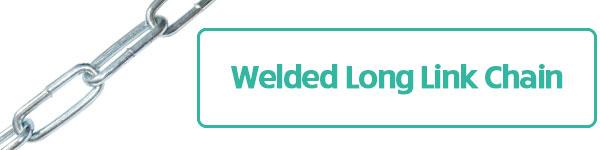 Welded Long Link Chain