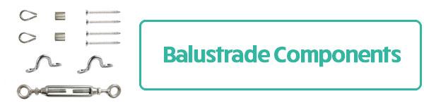 Balustrade Components