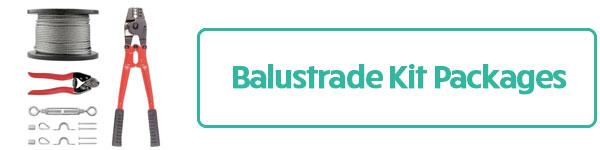 Balustrade Kit Packages