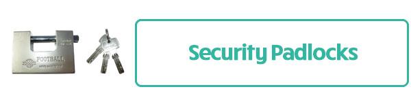 Security Padlocks