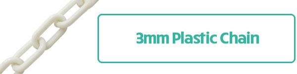 3mm Plastic Chain