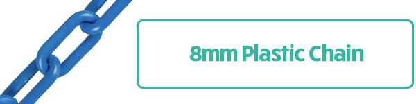 8mm Plastic Chain
