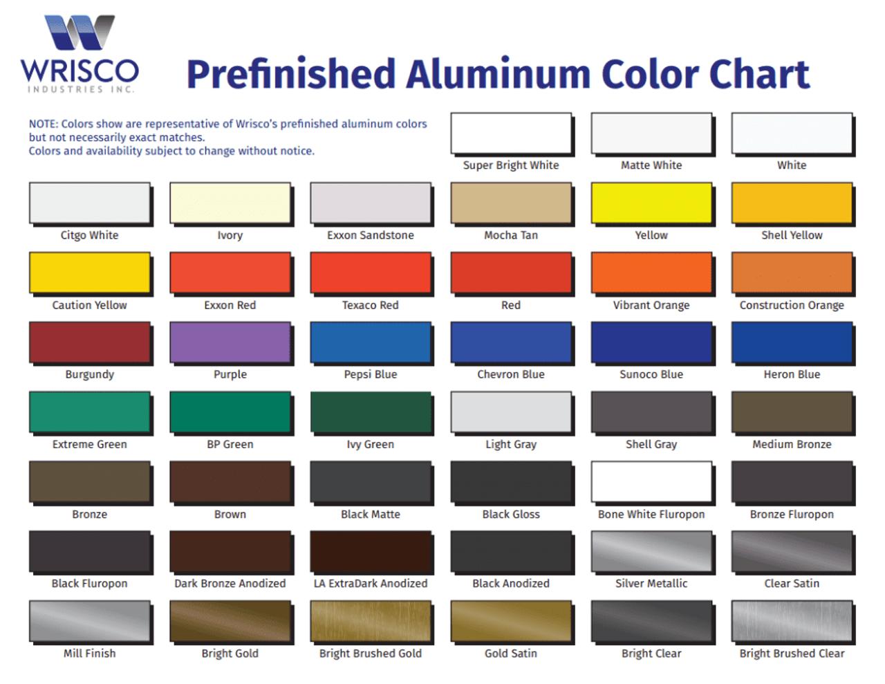 Aluminum Sheet .040