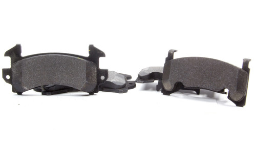 PERFORMANCE FRICTION 97 COMPOUND METRIC BRAKE PADS - AXLE SET