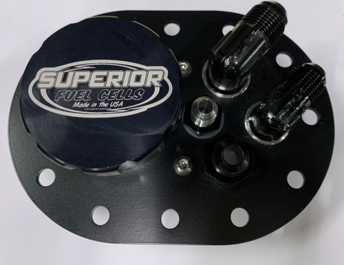 SUPERIOR MOD/LATEMODEL 16 GAL FUEL CELL
