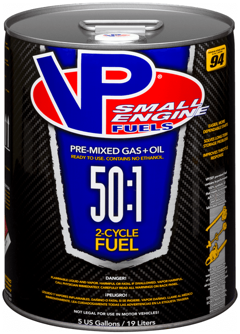 50:1 VP PREMIXED SMALL ENGINE FUEL (STORE PICKUP ONLY)