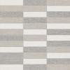 Belgian Linen Light Basketweave HD Mosaics 1x4