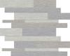 Belgian Linen Dark Blend Random Strip HD Mosaics