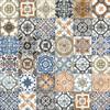 Marrakesh Color Mix HD Matte Porcelain 8x8