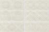 Maiolica - Biscuit Ceramic Deco Insert Wall Tile 4x10