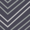 Noga Cement - Zig Zag SH227-1 Patterned Tile 8x8 (SH227-1)