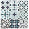 Moroccan Habitat Moroccan Mix Azure 4x4 (ANTHMHMA)