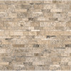 Ledger Panel Picasso Travertine Split Face Wall Panels 6x24 (73-358)