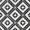 Rhombix Nero Polished Mosaic (SMOT-RHOMBIX-NEROP)