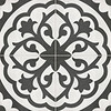 Form Monochrome Lotus Deco 8x8 (60-334)