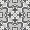 Form Ice Baroque Deco 8x8