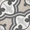Form Sand Baroque Deco 8x8 (60-321)
