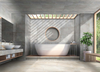 Brooklyn Cemento Argent Textured 24x24 (IRT2424182)