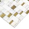 Dazzle Gold Bravado Mosaic (ANTHDABG)